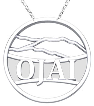 Ojai Mountain Necklace