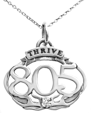 Thrive 805 Neclace