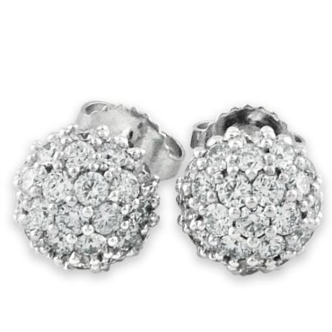 Custom-Diamond-ball-earrings-in-white-gold