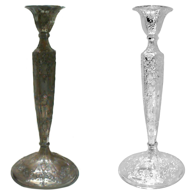Silver-Plated-antique-Candlesticks-before-and-after